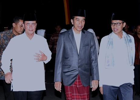 """""""Secara Nasional Kinerja Jokowi Bagus, Kita Lihat Sekarang Jalan, Bandara, dan Lainnya Terbangun dengan Cepat"""""""
