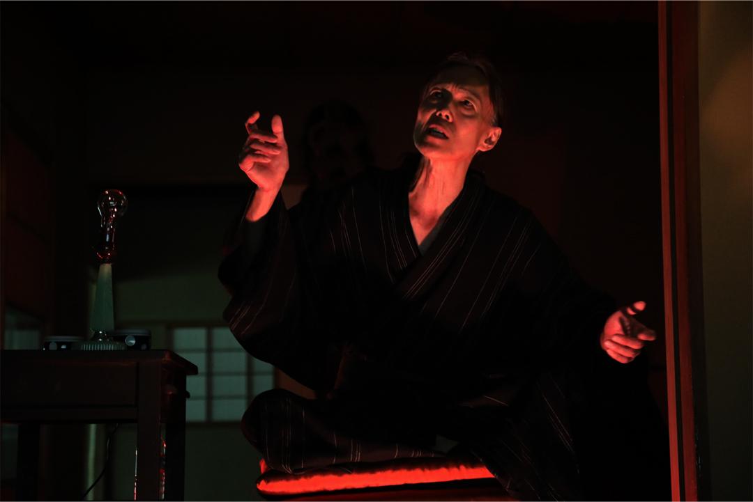 怪談夜宴 泉鏡花 旧田中家住宅 奈佐健臣