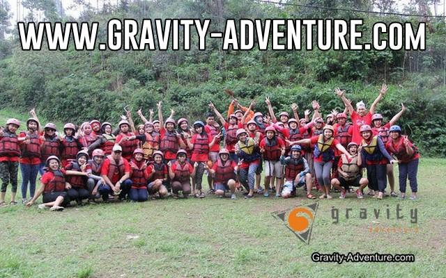 Tempat Rafting di Palayangan Gravity Adventure Bandung Paling Rekomended