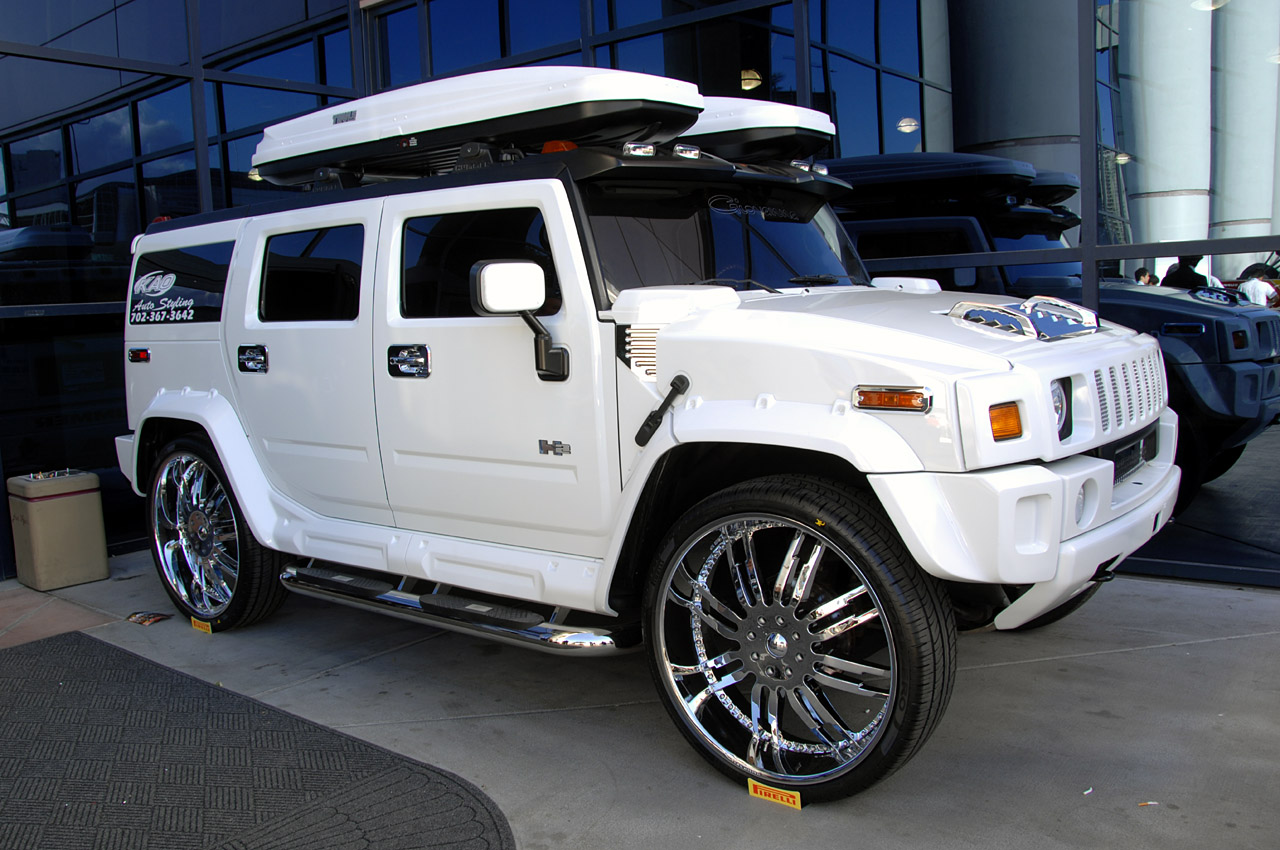 top cool cars: Gallery of Unique Hummers