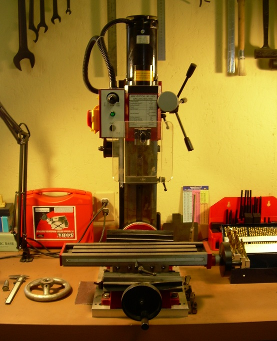 Hobby Workshop Projects: My Hobby Machine Shop