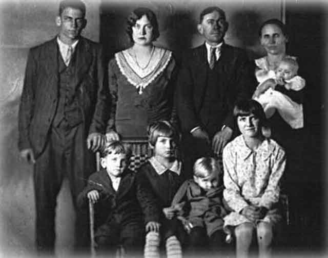 Potret Keluarga Lawson