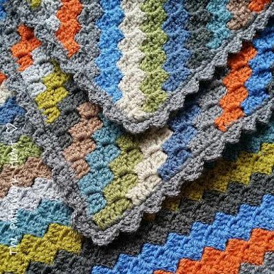 The Patchwork Heart Corner To Corner Blanket