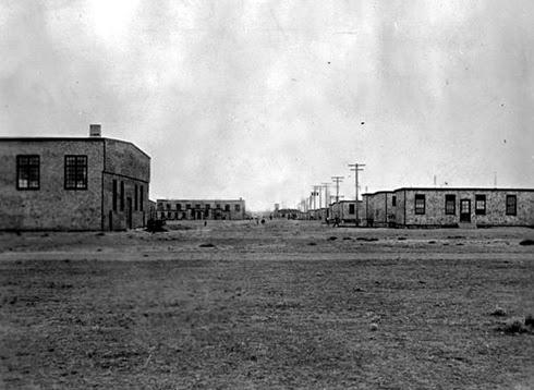 POW Camp 132 Medicine Hat Alberta Archival
