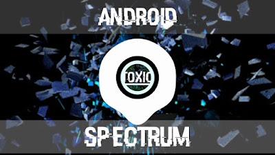 Cara Membuat Efek Audio Spectrum Seperti Trap Nation Menggunakan Android