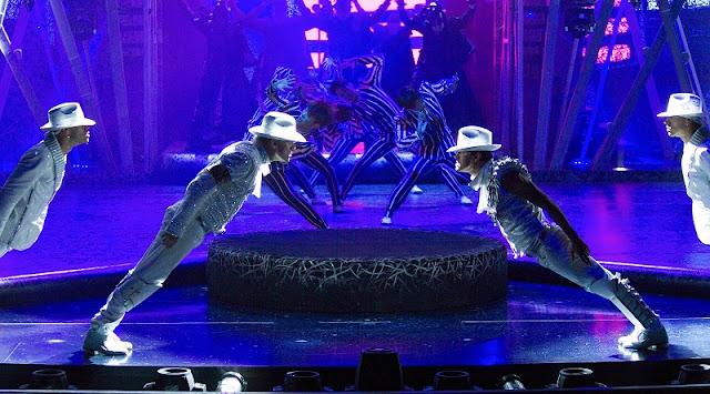 Cirque du Soleil Michael Jackson ONE no Hotel Mandalay Bay em Las Vegas