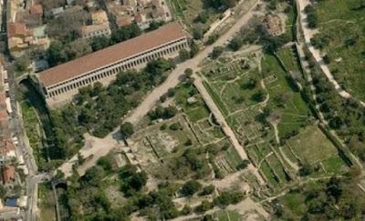 Εγκλήματα στην αρχαία Αγορά της Αθήνας