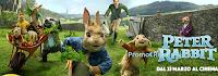 Logo Vinci gratis o previo acquisto con UCI Cinemas e Peter Rabbit