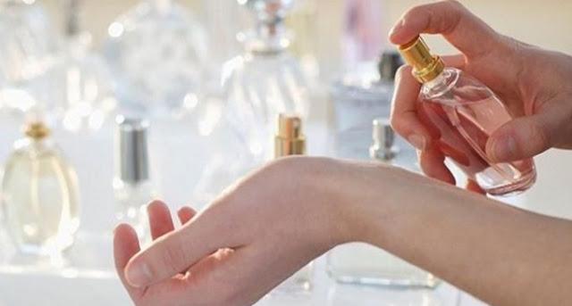 Wangi Parfum Tahan Lama