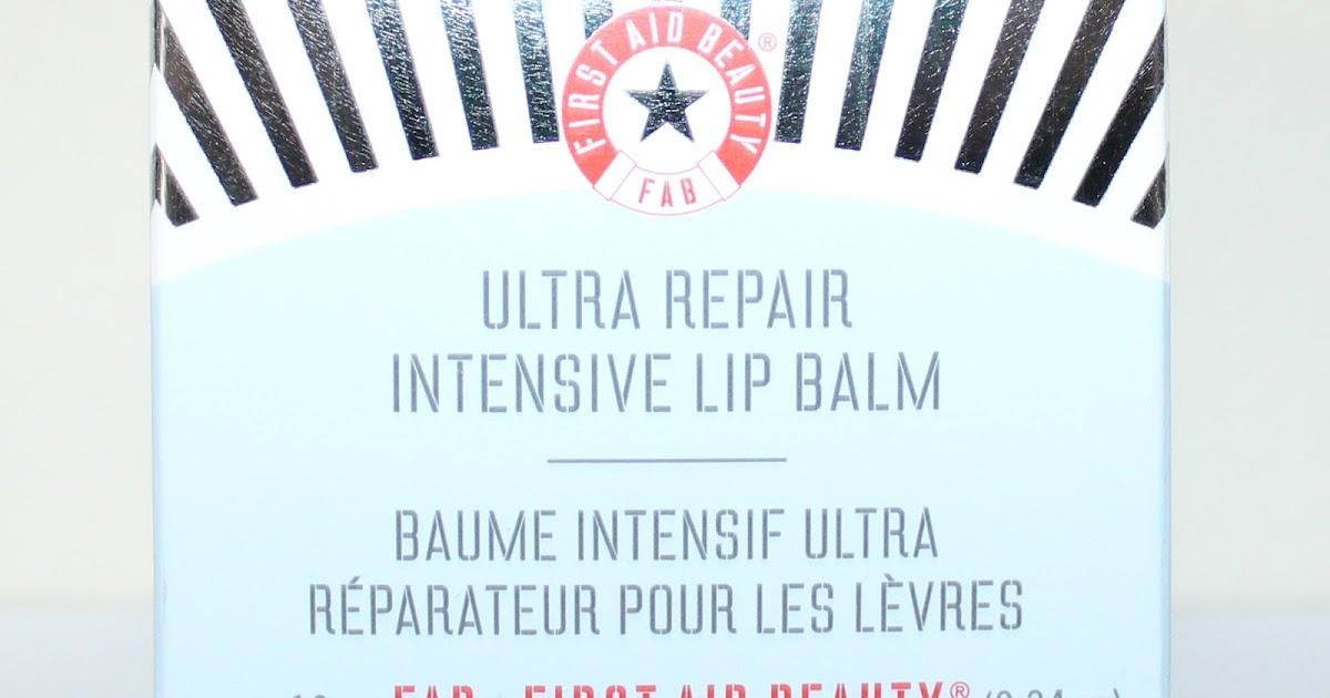 Ultra Repair Intensive Lip Balm by First Aid Beauty #3