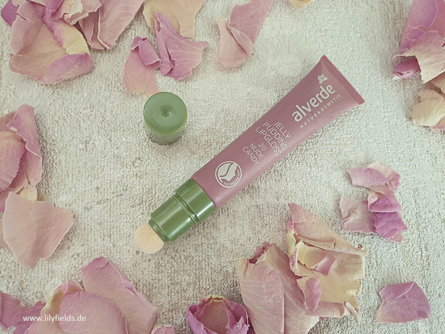 Alverde - Jelly Pudding Lipgloss