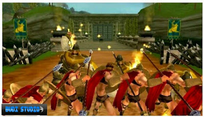 Free Download 300 March To Glory PPSSPP PSP 2