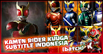 Kamen Rider Kuuga Subtitle Indonesia [Batch] Eps. 01-51