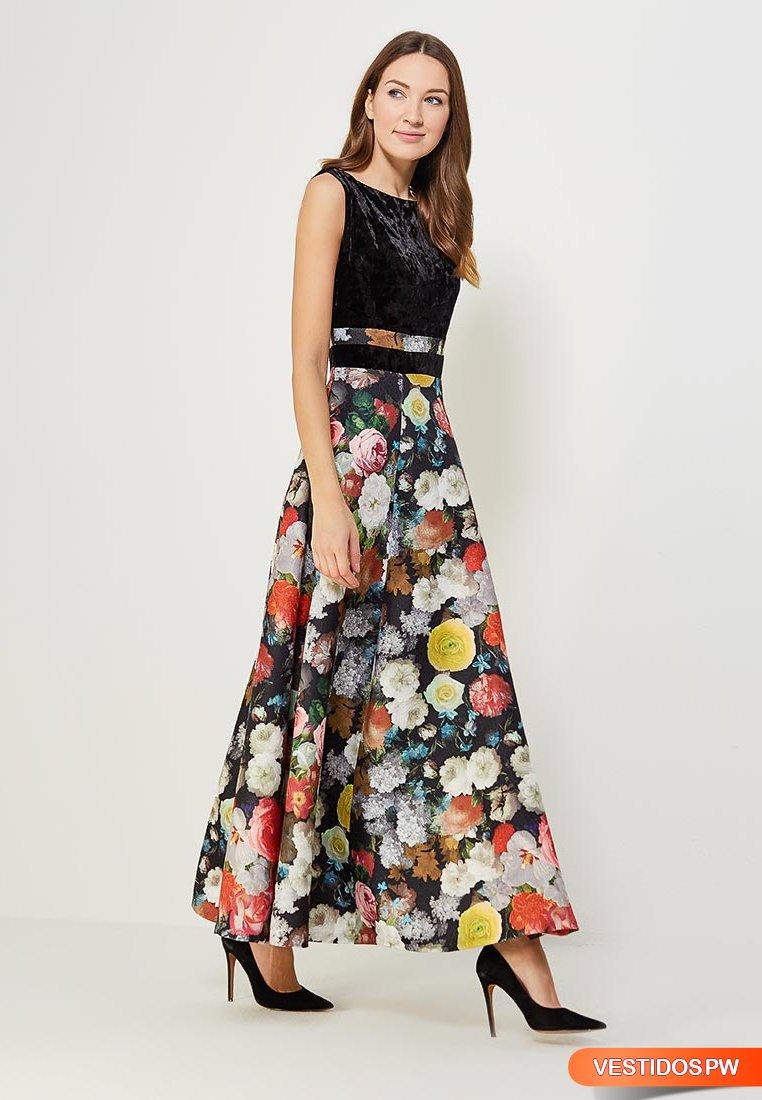 Largos Floreados ¡15 Vestidos Propuestas Atractivas eCBdxor