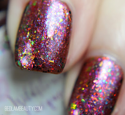 Wildflower Lacquer Blow Me...Away | June 2019 Polish Pickup