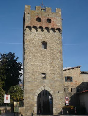 Torre Arnolfo Castelfranco di Sopra