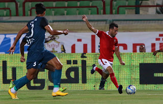 موعد لقاء فريق الاهلي  بنظيره فريق انبي ضمن الدوري المصري