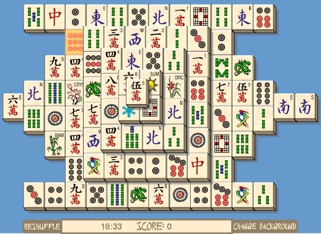 Freemahjong Classic