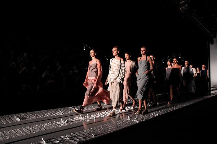 31 Season of Mercedes-Benz Fashion Week Russia