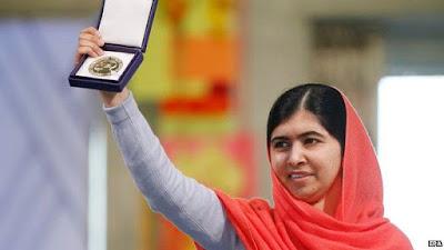 Malala, Gadis Liberal Asal Lembah Swat itu Kini Bertarif Rp1,9 Miliar Sekali Acara