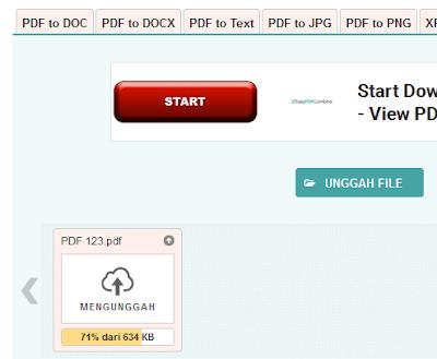 Cara Mengecilkan Ukuran File Pdf kerjapns.com