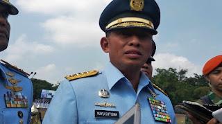 Kepala Staf Angkatan Udara (KSAU) Marsekal TNI Yuyu Sutisna