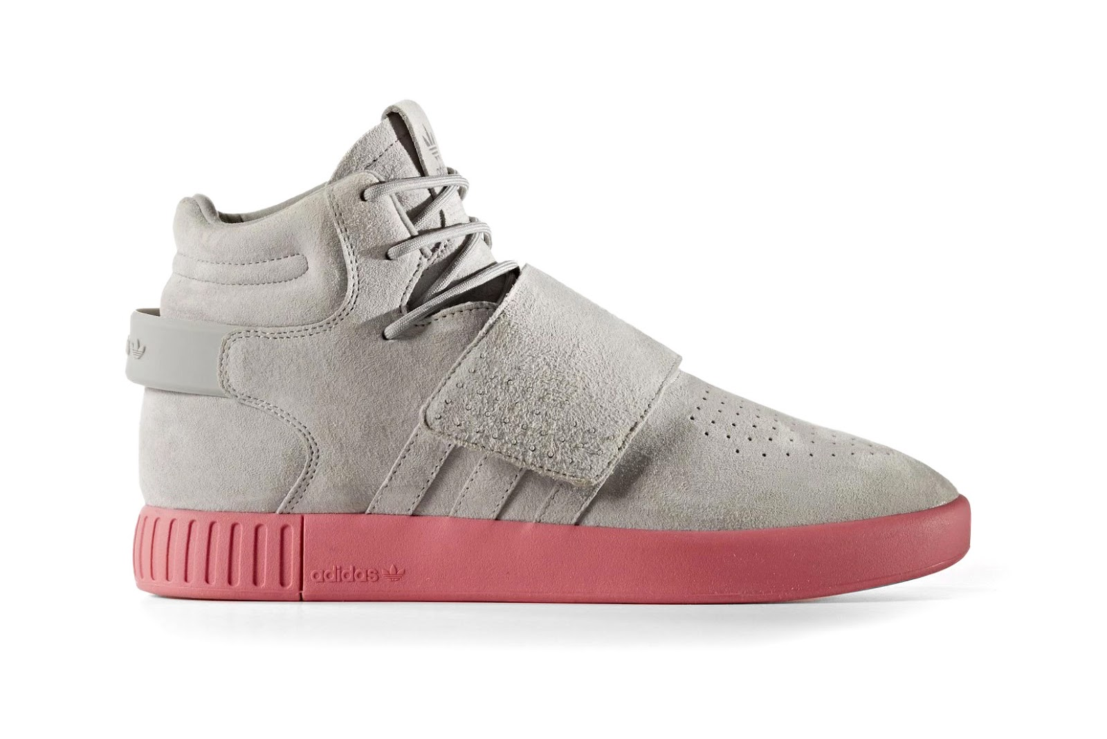 detailed look cc4bb f3848 Following the introduction of the adidas Tubular Invader Strap, we see  another colorway of the high-top that pulls inspiration from the Three  Stripe s vast ...