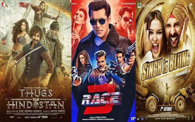thugs of hindostan race 3 singh is bling