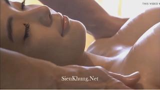 Clip: Cận cảnh Massage Yoni cho em diễn viên Vú To, Dáng Chuẩn^^