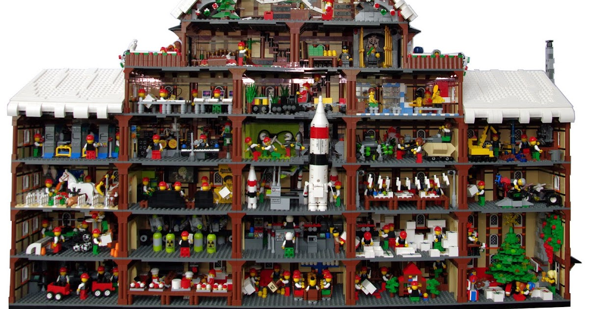 my favourite lego santa 39 s workshop advent calendar. Black Bedroom Furniture Sets. Home Design Ideas