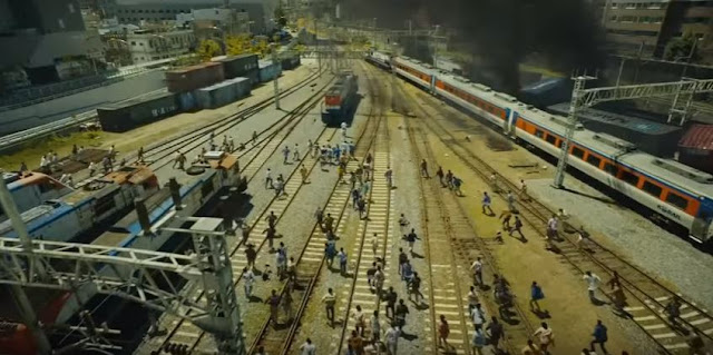 Nagmahal, Nasaktan, Na-Train to Busan