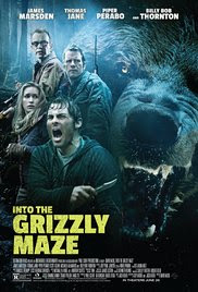 Into the Grizzly Maze (2015) Poster