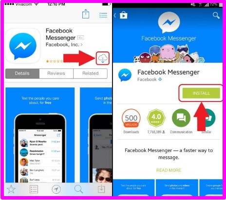 download messenger for facebook chat