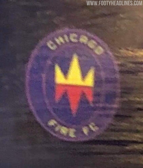All New Chicago Fire Fc Logo Leaked No More Sc Footy Headlines