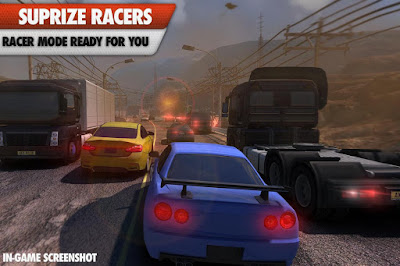 Racing Horizon Unlimited Race v1.0.3 Mod Apk Infinite Money