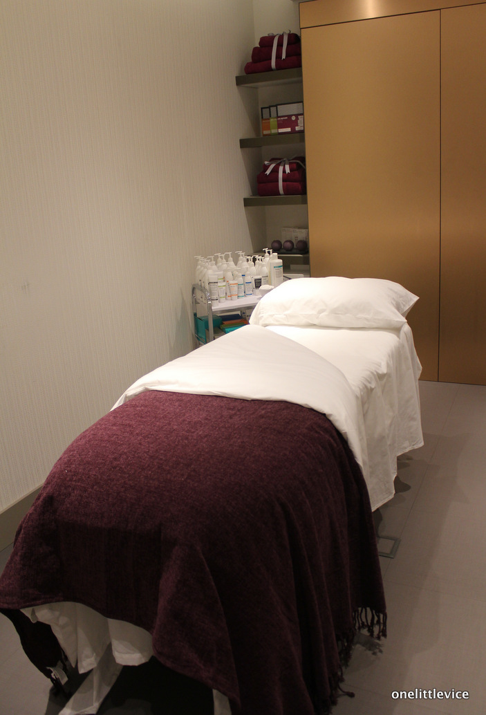 one little vice beauty blog: murad treatment room launch