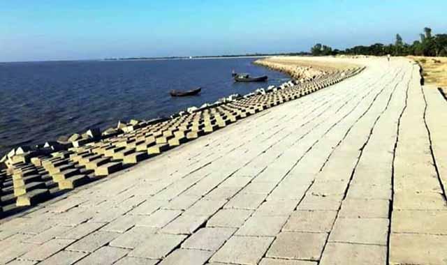 Bambakhali beach shaking mini cox's bazar