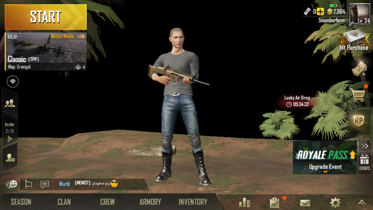 Pubg Mobile Winner Winner Chicken Dinner