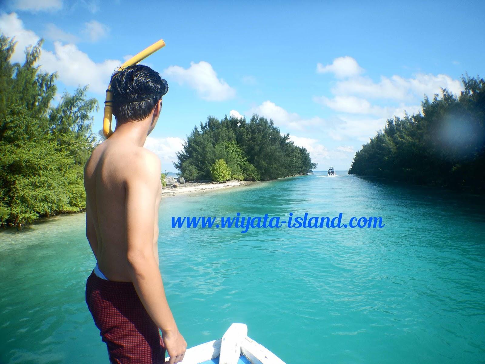 Pulau Pramuka PAKET HEMAT 100H10M - Wisata Kepulauan Seribu, Pulau