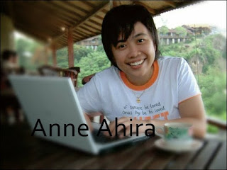 Anne Ahira Internet Marketer
