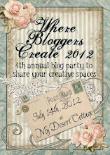 Where Bloggers Create 2012