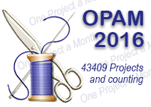 One Project A Month 2016