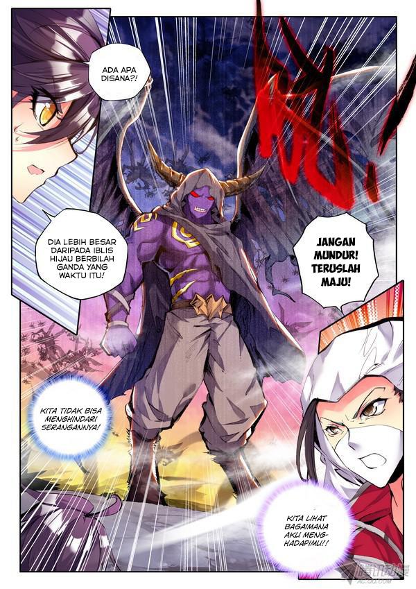 Baca Komik Manga Shen Yin Wang Zuo Chapter 93 Komik Station
