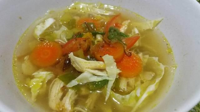 Resep soto lamongan termudah ala rumah makan ciwidey