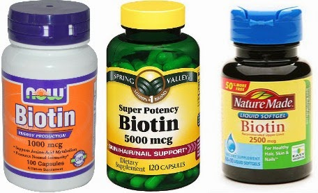 Biotin for Healthy Hair Growth: The Pros and Cons.