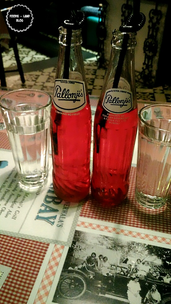 Raspberry Soda@Lagan Nu Bhonu @ SodaBottleOpenerWala | Bangalore