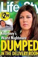 Kourtney Kardashian le aterra Disick