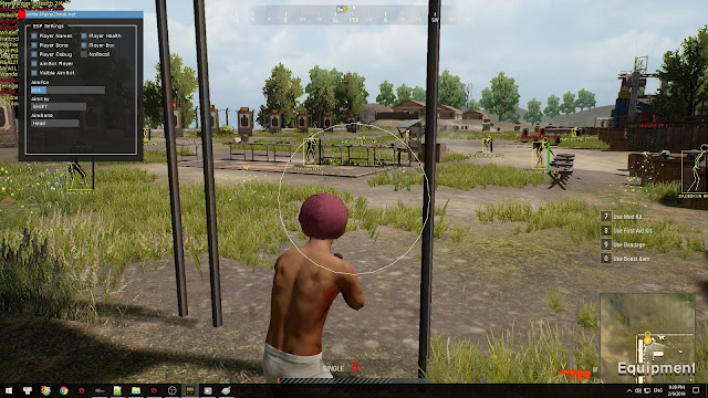 Madison : Pubg lite hack