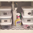 Organizing the Bathroom~ The Lazy Girl Way