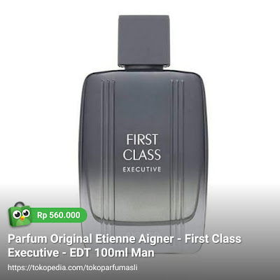 etienne aigner first class executive edt 100ml man